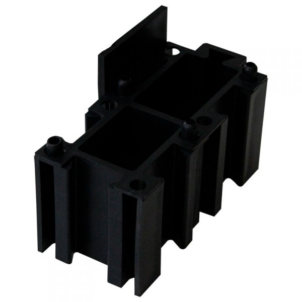 JIG-BRIX Retaining Clip in position